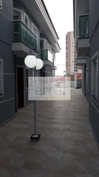 Condomínio Fechado Casa 2 Dorm. 1 Vaga Vila Maria Alta - Cf21505