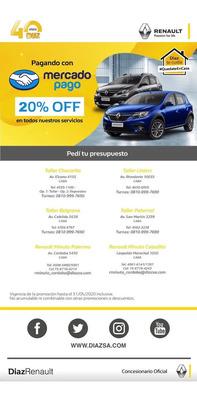 Servicio Mantenimiento Oficial Renault - Aceite Y Filtro