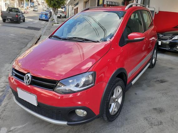 Volkswagen Crossfox 2011 1.6 Vht Total Flex 5p