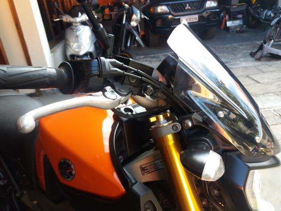 Yamaha Mt 09 Abs Laranja Ano 2015