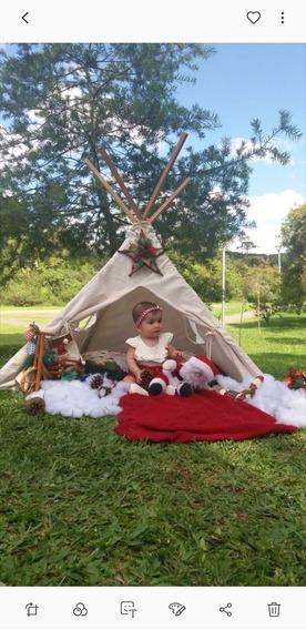 Barraca Infantil Cabana Tenda Body +tapete Pelo