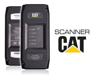 Scanner Cat Para Maquinaria Vial Caterpillar Envío