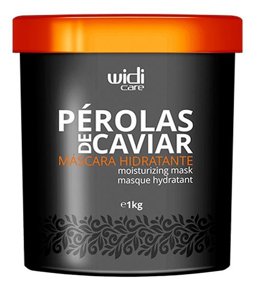 Widi Care Pérolas De Caviar - Máscara Hidratante 1kg