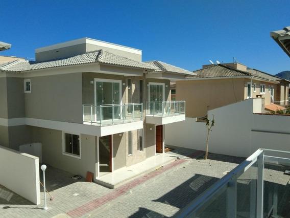 Casa Em Itaipuaçu, Maricá/rj De 101m² 2 Quartos À Venda Por R$ 265.000,00 - Ca389711
