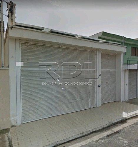 Salão Para Aluguel, 4 Vagas, Vila Gilda - Santo André/sp - 3444
