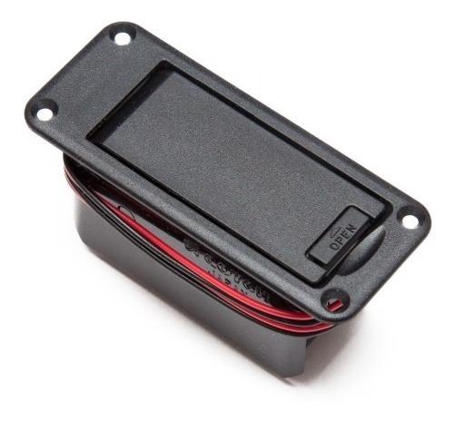 Caixa Bateria 9v Gotoh Bb-04 Preta