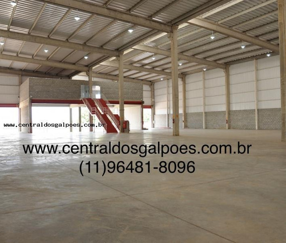 Galpão Para Locação Em Cuiabá - Gran4848_2-866193