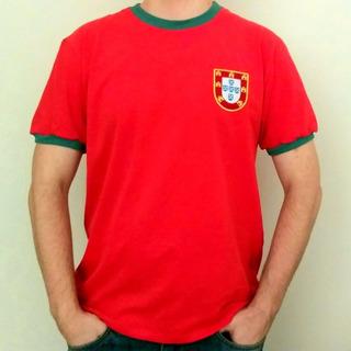 Camisa Retro Portugal 1966