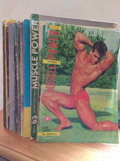Revistas Muscle Power