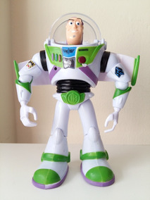 Boneco Articulado Buzz Lightyear Toy Story 25cm