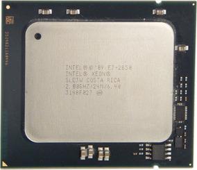 Intel Xeon E7-2850 2.0ghz/24mb - R$ 450