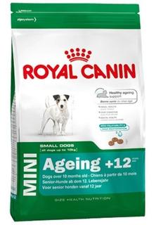 Royal Canin Mini Ageing 12+ 3 Kg Raza Pequeña Adulto Mayor