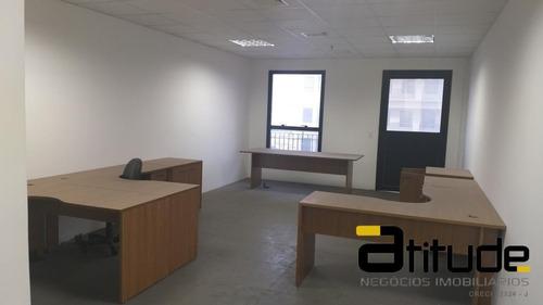 Imagem 1 de 15 de Salas Para Locação  Alphaville Condomínio Cea Ii - 3964