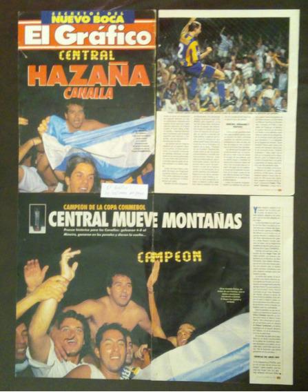 Central Campeón Copa Conmebol 95