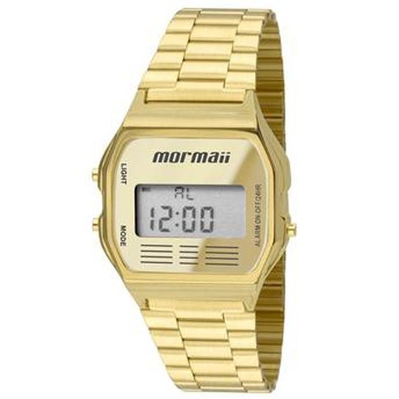Relógio Mormaii Unissex Mojh02ab/4d, C/ Garantia E Nf