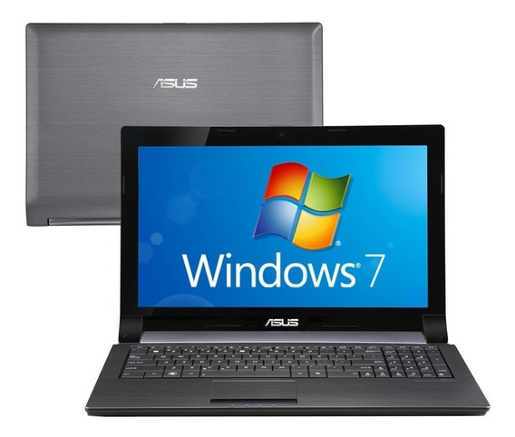 Notebook Asus N53t Quad Core 4gb 500gb Radeon 2gb 15,6 Led