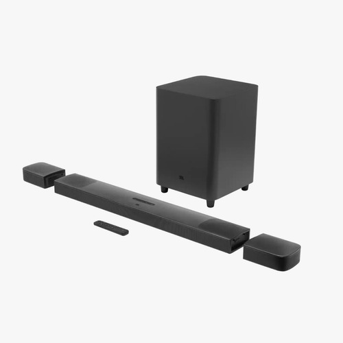 Imagem 1 de 7 de Soundbar Jbl 9.1 Surround 3d 410w Rms Com Subwoofer Wireless