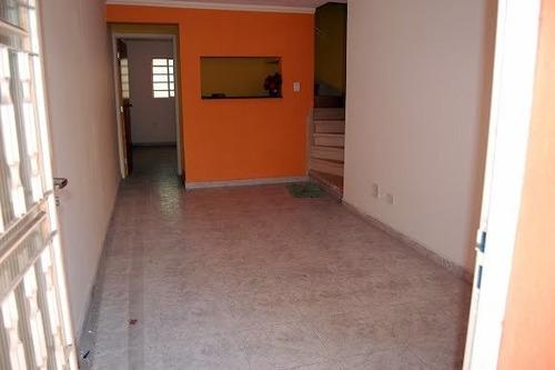 Imagem 1 de 15 de Casa Sobrado Para Aluguel, 2 Dormitório(s), 125.0m² - 1901