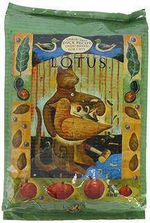 Lotus Adulto Comida Para Gatos, 9 Libras, Pato
