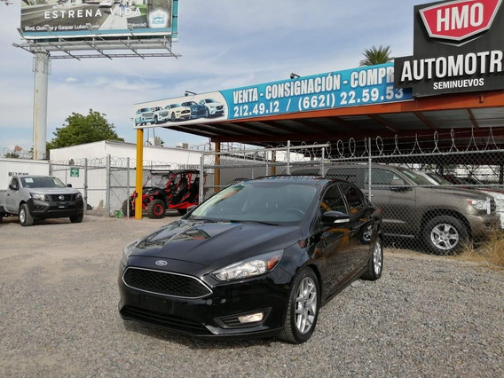 Ford Focus Luxury Tm 2016, Excelentes Condiciones!!!
