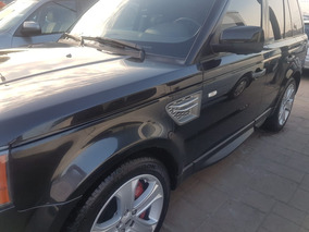 Land Rover Range Rover Sport Super Cargada 510 Hp