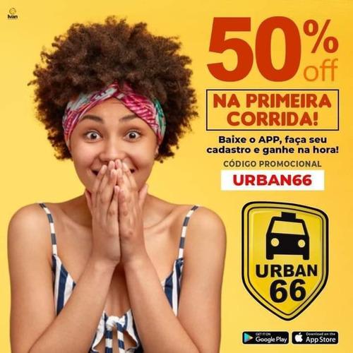 Imagem 1 de 4 de Corridas Por Aplicativo Urban66 Em Teixeira De Freitas