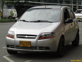 Chevrolet Aveo Five Mt 1600