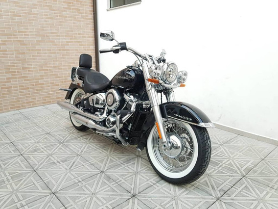 Harley Davidson Softail Deluxe Flde