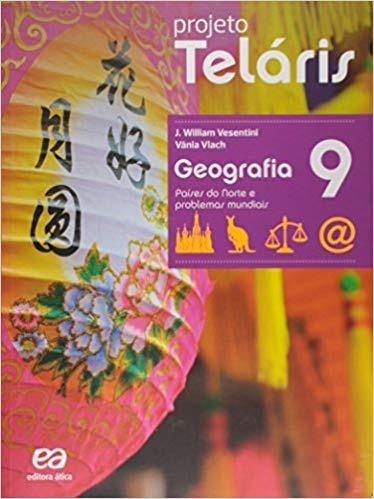 Projeto Telaris Geografia 9º Ano - Frete Grátis
