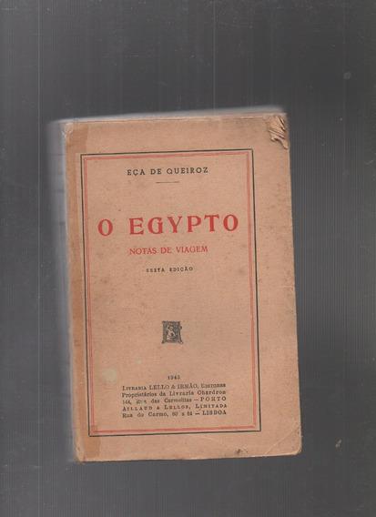 Livro O Egito: Notas De Viagem - Eça De Queiroz