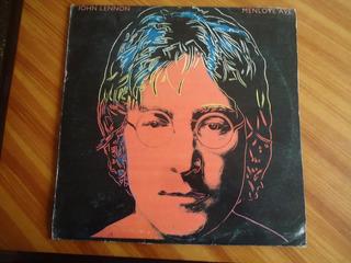 John Lennon Menlove Ave Lp Venezuela