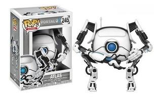 Funko Pop Portal 2 - Atlas #245 Original | En Stock!