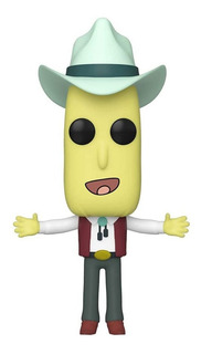 Figura Funko Pop Animation R&m - Mr. Poopy Butthole