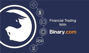 Robô Binary.com F70-b100