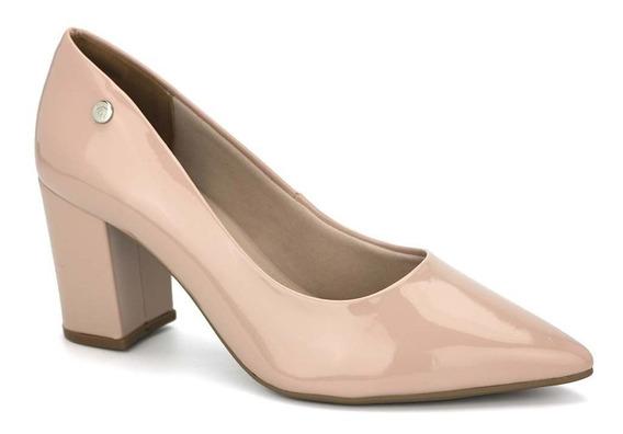 Promoção Sapato Scarpin Feminino Via Marte 19-7201