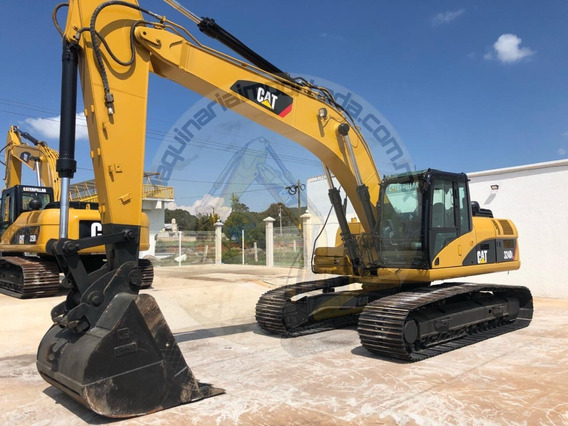 Excavadora Cat 324dl 320dl 320cl 2008 Recien Importada, Kit
