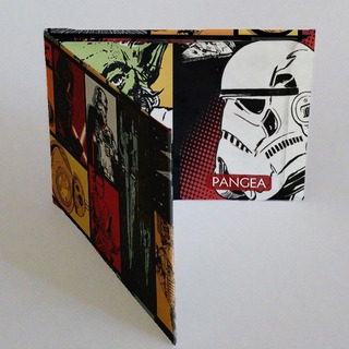 Pangea Star Wars Red Billetera De Tyvek