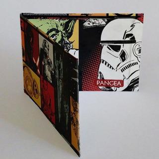 Pangea Star Wars Red Billetera De Tyvek