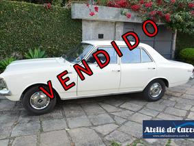 Opala De Luxo 3800 1970 69000 Km Vendido Ateliê Do Carro
