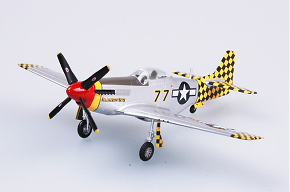 Miniatura Aviao P-51 D Mustang Iv 1/72 Easy Model
