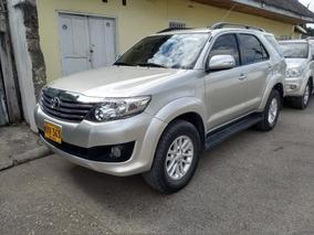 Toyota Fortuner Como Nueva
