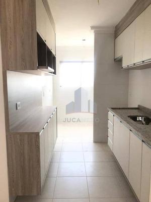 Apartamento Com 2 Dormitórios Para Alugar, 66 M² Por R$ 1.105/mês - Parque São Vicente - Mauá/sp - Ap0318