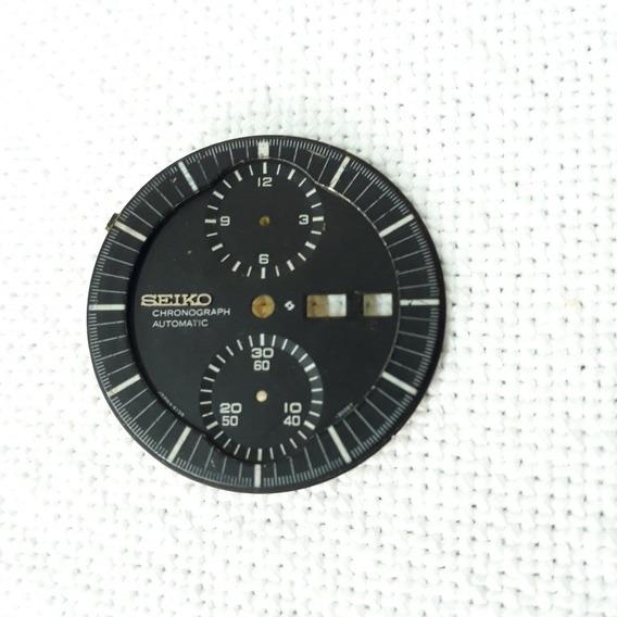 Mostrador Relogio Seiko 6138 Chronograph
