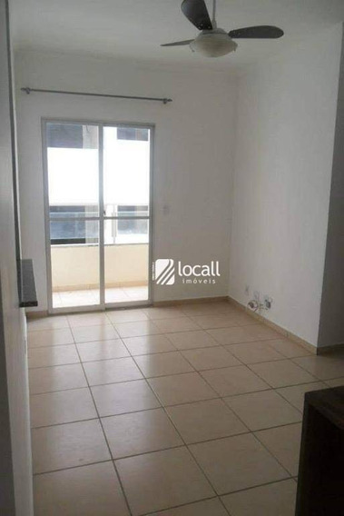 Apartamento Com 2 Dormitórios À Venda, 60 M² Por R$ 250.000 - Vila Imperial - São José Do Rio Preto/sp - Ap1983