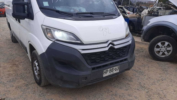 Citroen Jumper Chocado En Desarme