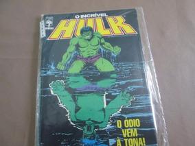 Hulk, O Òdio Vem A Tona