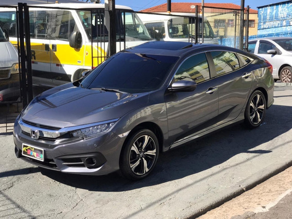Honda Civic 2017 Turbo Chassi Remarcado