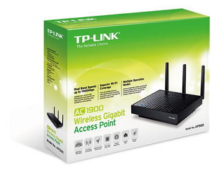 Access Point Giga Tplink Ap500 Ac1900 - Envio Gratis