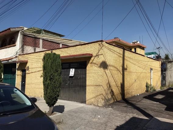 Rcv-1943 Casa En Venta Como Terreno San Bartolo Atepehuacan Gustavo A. Madero