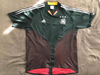 Camisa / Camiseta De Futebol Alemanha Edição 2004